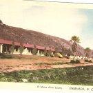 El Morro Auto Courts Ensenada Mexico vintage Baja California postcard