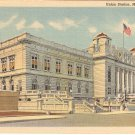 Union Station Memphis Tenn vintage postcard