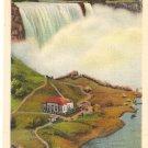 American Fallsl Niagara Falls Vintage Postcard