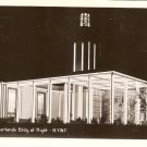 Netherlands Building New York World Fair NYWF vintage postcard