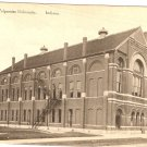 Auditorium Valparaiso University Indiana vintage postcard