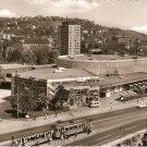 Stuttgart Liederhalle Germany vintage postcard
