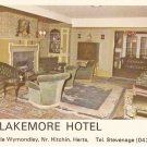 Blakemore Hotel Little Wymondley Hitchin Herts England postcard