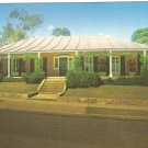 Experiment Farm Cottage Parramatta Australia postcard