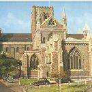 St Albans Abbey South East Walter Scott England postcard