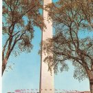 Washington Monument DC vintage postcard