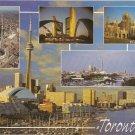 Toronto Ontario Canada color postcard