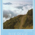 Blue Ridge Parkway Waterrock Knob North Carolina postcard