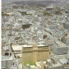 Kanko Hotel Japan buildings postcard