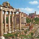 Roma Rome Italy Forum vintage postcard