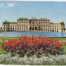 Vienna Belvedere vintage postcard Austria Fleischmann & Jaeger