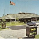 Jonix Restaurant Schaumburg Illinois vintage postcard