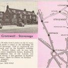 Cromwell Stevenage England vintage postcard