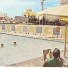 Birmingham House Michigan Inn Motel vintage postcard