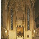 Grace Cathedral San Francisco CA Chapel of Grace vintage postcard