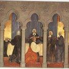 Grace Cathedral San Francisco California Samuel Seabury Consecration vintage postcard