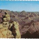 Duck on the Rock Grand Canyon national Park Arizona vintage postcard