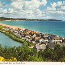 Torcross Slapton Sands Start Bay South Devon England vintage postcard