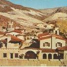 Scotty Castle Death Valley National Monument California vintage postcard