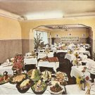Albergo Restaurant Corona Grossa Fiorito Fernanda Italy vintage postcard