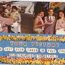 Picture Card Welcome to Hawaii Vintage tourists photographer
