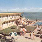 Carib Motel Miami Beach FLorida vintage postcard