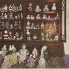 Lightner Museum Hobbies St Augustine Florida Dolls vintage postcard