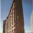 Street View Brown Palace Hotel Denver Colorado color postcard