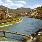 Malerisches Salzburg Germany vintage postcard