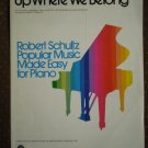 Up Where We Belong Sheet Music Jennings Sainte-Marie Nitzsche 1982