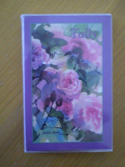 Hoyle Tally Score Sheets Cards Bridge #0882 1993