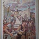 Unto Caesar Providence Lithograph 1962 Timmins Print