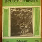 Better Flowers Garden Authority of the West Feb 1930 Vol 10 #2