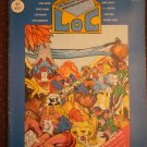 LOC #2 On Comics Opinion and Comics Review 1981 July