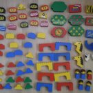 Lego Free Style Lot 72 Printed Animals Minifigs