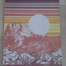 Red Mountain Desert Access Guide 7 California District Map 1988