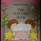 The Popcorn Book Tomie de Paola TJ4388 1978 Scholastic Book