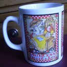 Mary Engelbreit Mug Princess of Quite A Lot Coffee Cup Oz