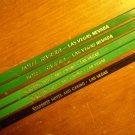 Vintage Swizzle Sticks Las Vegas Casino Stardust Hotel Riviera Lot 5
