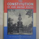 The Constitution of Our United States #177 Rand McNally 1942