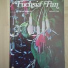 Fuchsia Fan Vol 48 #1 January 1988 Magazine