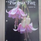 Fuchsia Fan Vol 48 #2 February 1988 Magazine