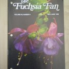 Fuchsia Fan Vol 48 #4 May June 1988 Magazine