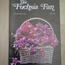 Fuchsia Fan Vol 46 #5 May 1986 Magazine