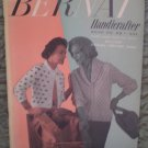 Bernat Handicrafter 58 1957 Fun to Knit Bulkies Cuddlespun Cuddletweed Opalspun
