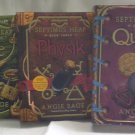 Lot 3 Septimus Heap Angie Sage 2 3 4 Flyte Physik Queste