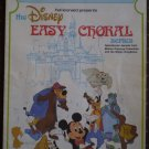 Make Tomorrow's Memories Now Kasha Hirschhorn Disney Choral Series Sheet Music