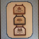 Home Greetings Spare Time Originals L-600 Cross Stitch Jo Harsey