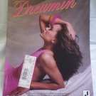 Dreamin' Sheet Music Lisa Montgomery Geneva Paschal 1986 Jobete
