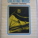 Creating Music At The Piano Lot Recital Book 1 Book 3 Theory Papers 1